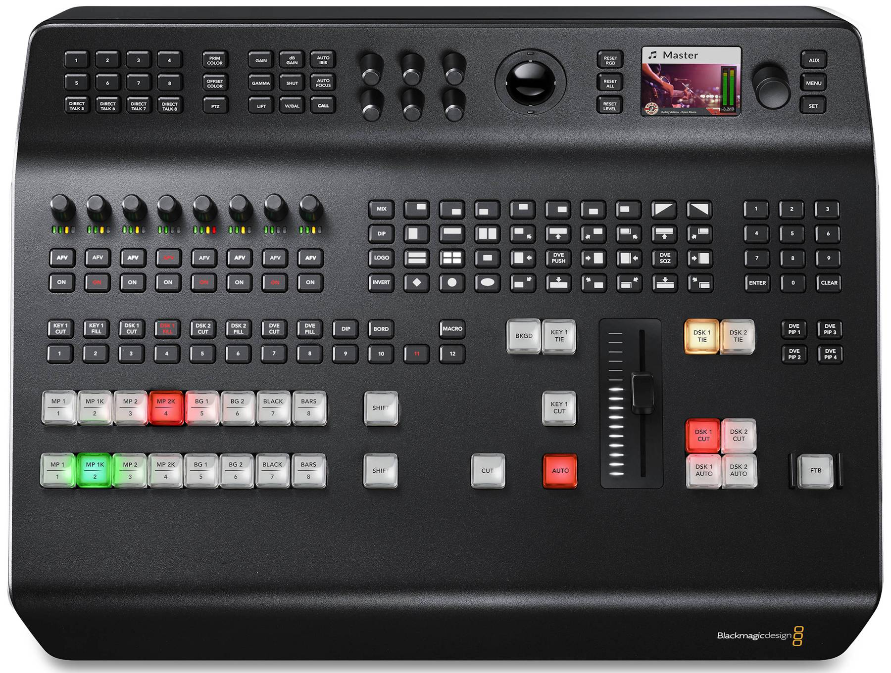 ATEM Video Switcher 4K