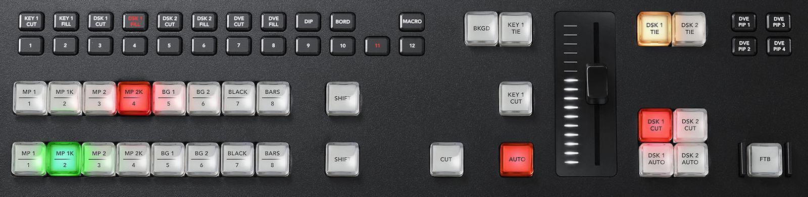 ATEM 4K Switcher
